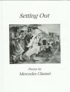 Mercedes Claraso's cover